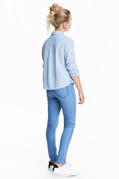 Superstretch Skinny fit Jeans - Blue - Kids | H&M CN