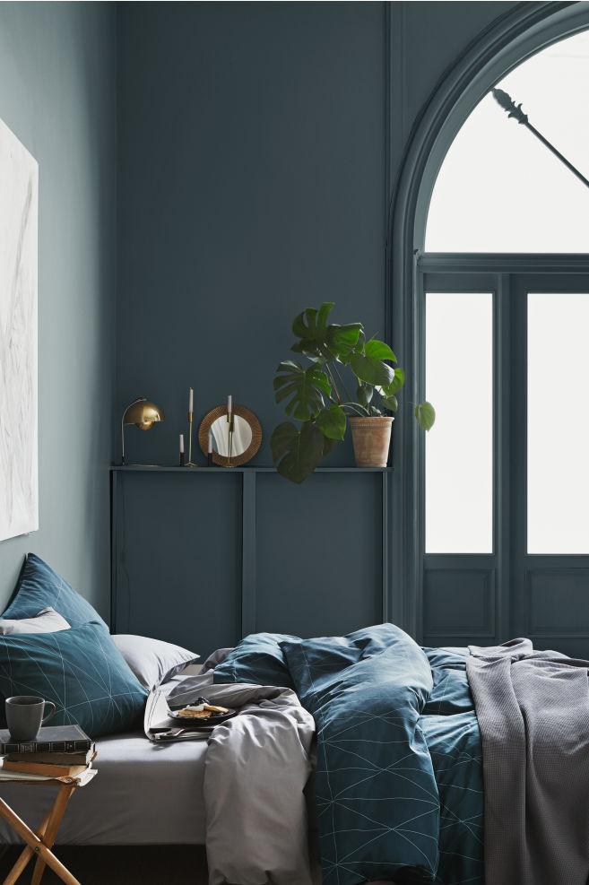 Våfflat överkast dubbel - Mörkgrå - Home All | H&M SE 1