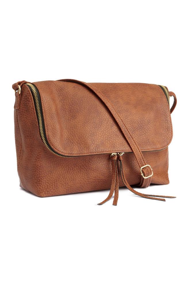 fd44d28b48 Shoulder bag - Cognac brown - Ladies