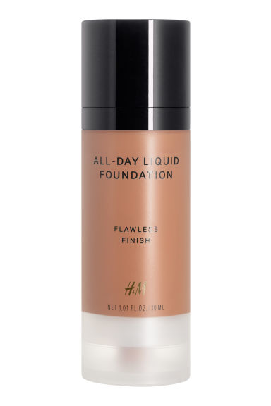 Liquid foundation - Ebony - Ladies | H&M GB