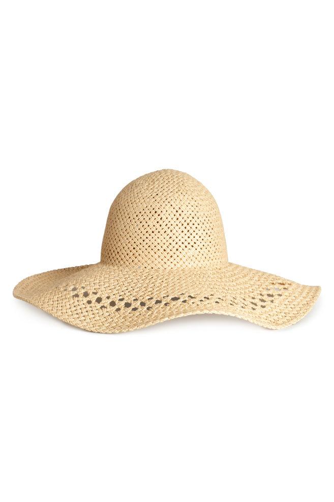 Cappello di paglia - Naturale - DONNA  b355d15c2203