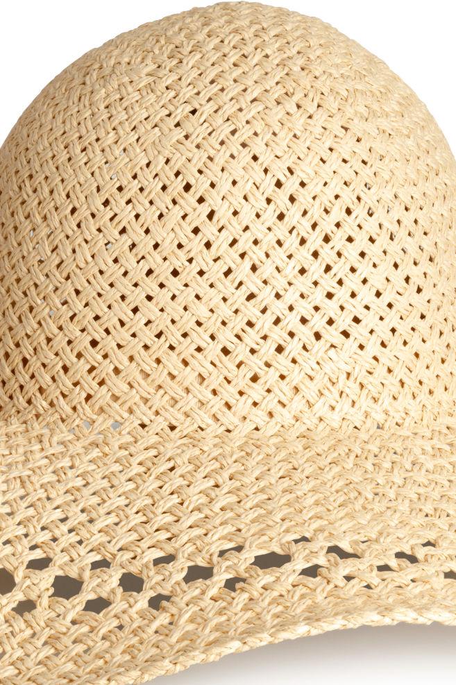 ... Cappello di paglia - Naturale - DONNA  94fa36a1e623