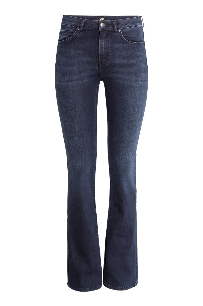 Superstretch trousers Bootcut - Dark denim blue - Ladies  d0c9686ecd93c