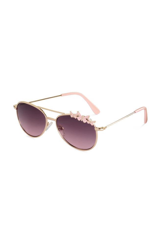045b0e558 Gafas de sol - Rosa claro Dorado - NIÑOS