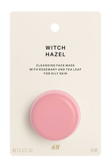 Maschera viso pelle grassa - Witch Hazel - DONNA | H&M IT
