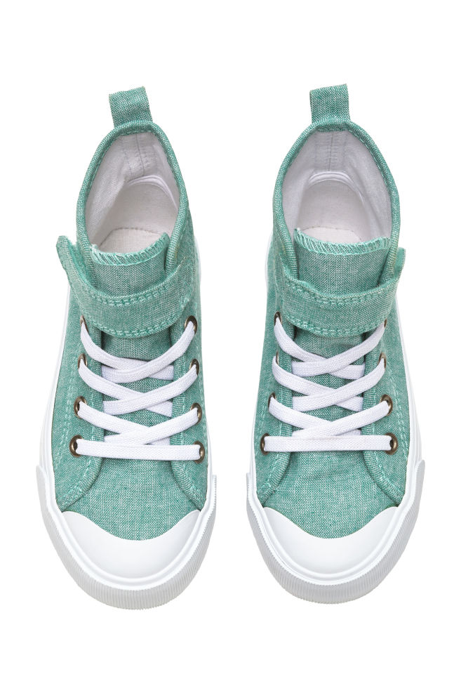 a63874bbd9266a Basketball shoes - Green - | H&M GB ...