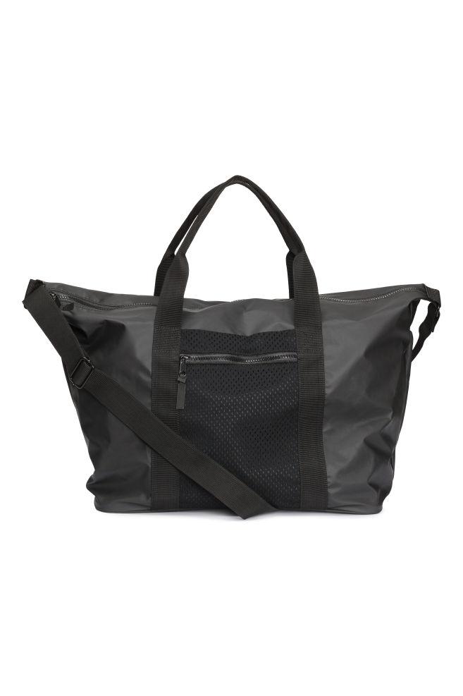 6d33f6b1c9 Sac de sport - Noir - FEMME | H&M ...