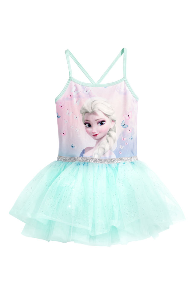 df5f1895b Ballerina dress - Mint green Frozen - Kids