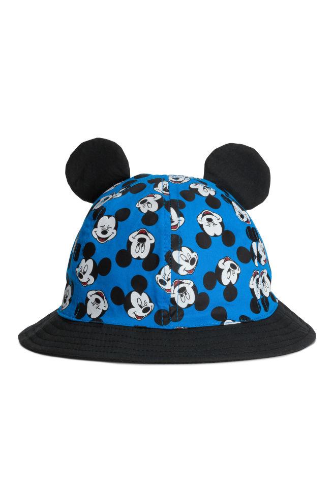 Gorro estampado - Azul Mickey Mouse - NIÑOS  1b97456af08