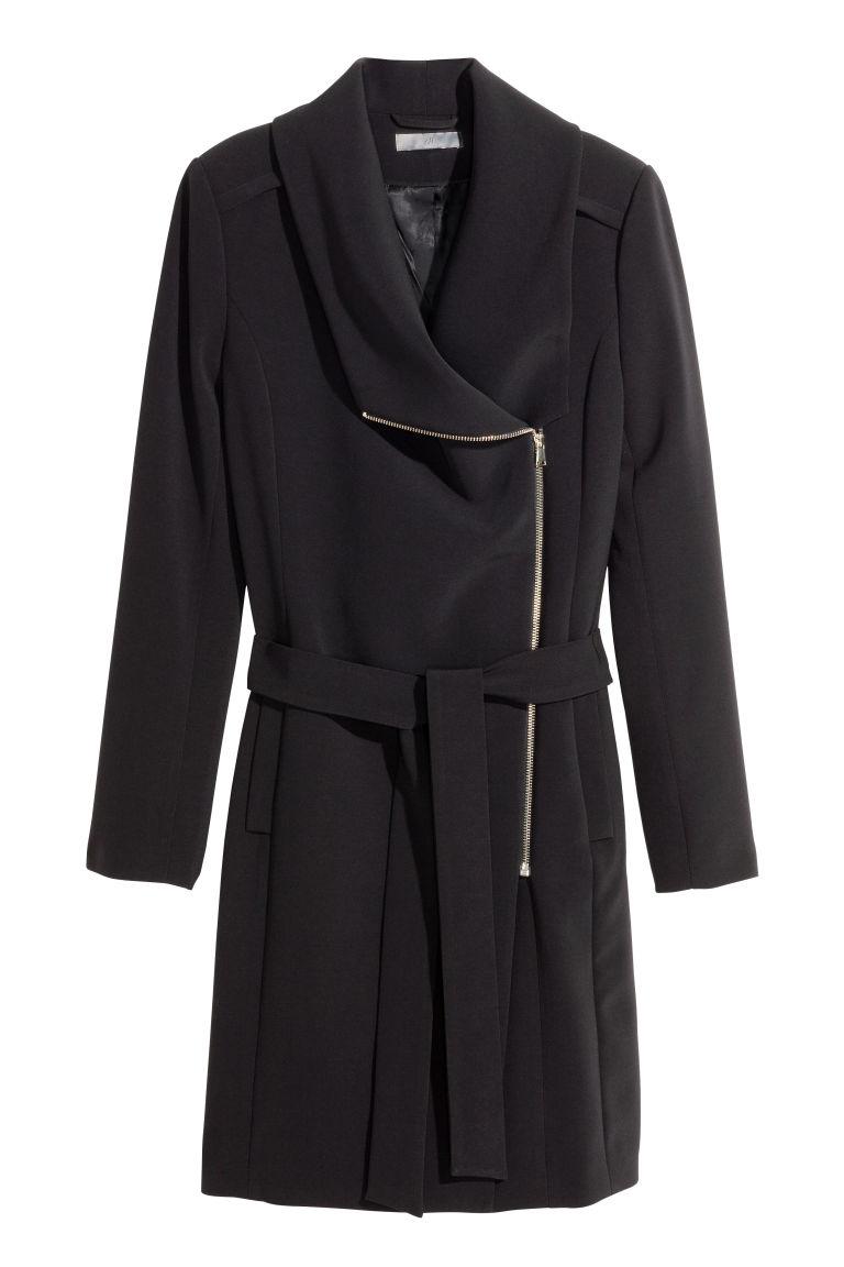 Garanzia di qualità al 100% metà fuori vendita usa online Cappotto con collo a scialle