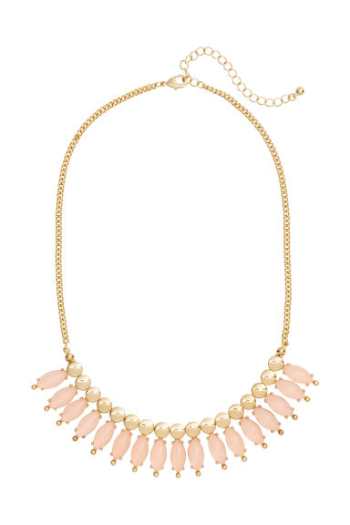 Short necklace - Gold - Ladies | H&M CN