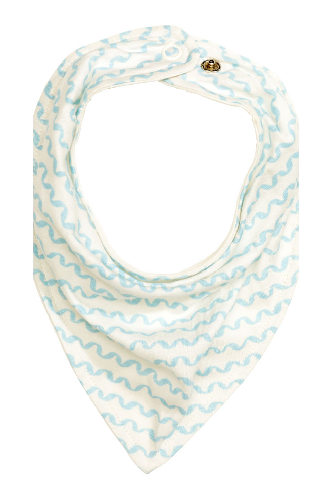 84cacc5211ec ... Lot de 2 foulards - Écru baleine - ENFANT   H M ...