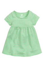 Light green/Striped