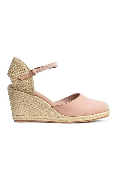 migliori scarpe da ginnastica 14567 71176 Espadrillas con zeppa