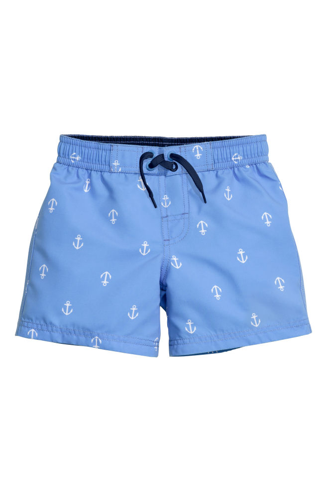 ccfd91598f Swim shorts - Blue/Anchor - Kids | H&M ...