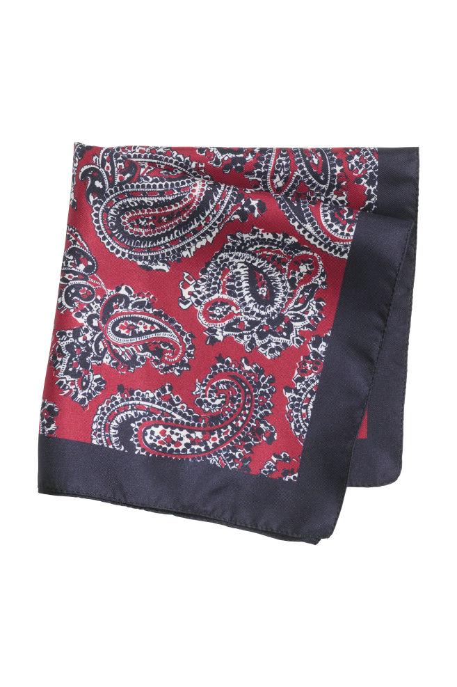 666aaf998b2e Носовой платок из шелка