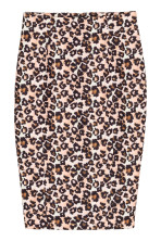 Estampado de leopardo