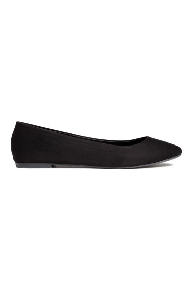 Ballet pumps - Black - Ladies | H&M GB