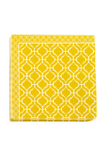 Yellow/Patterned
