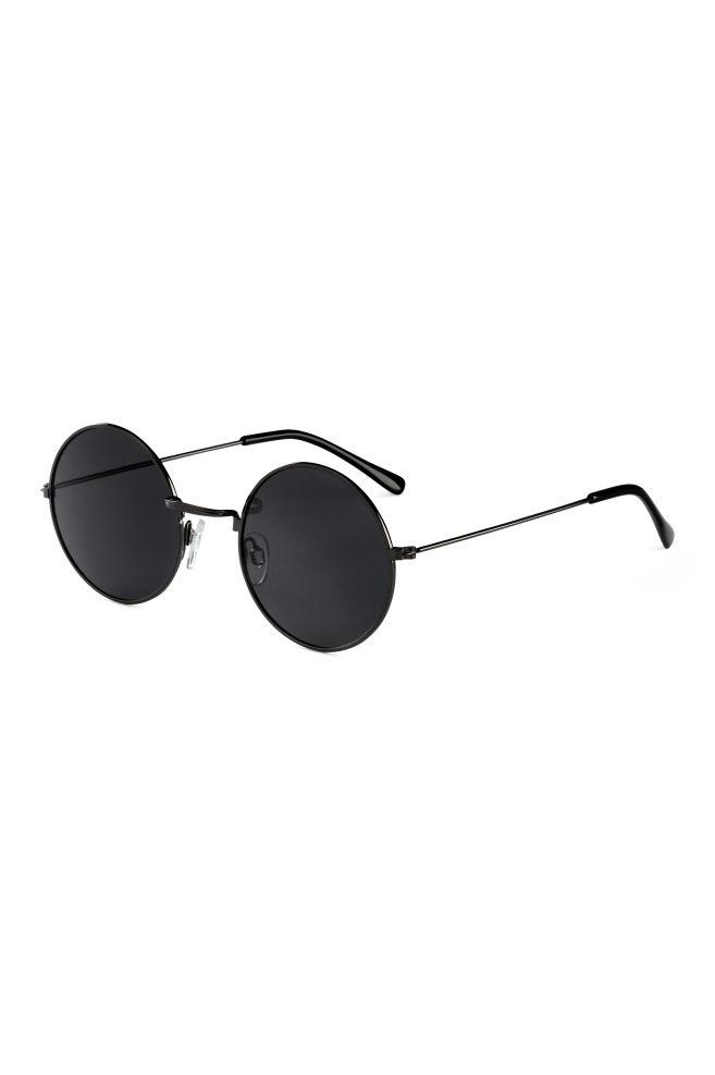 солнечные очки круглые 7