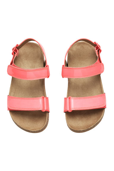 Sandales vernies - Rose - ENFANT | H&M FR