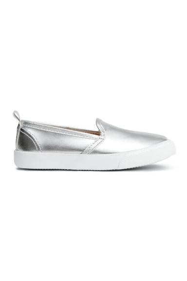 Sneakers slip-on - Argentato - BAMBINO | H&M IT