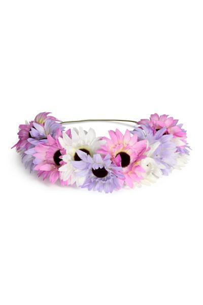 Bandeau à fleurs