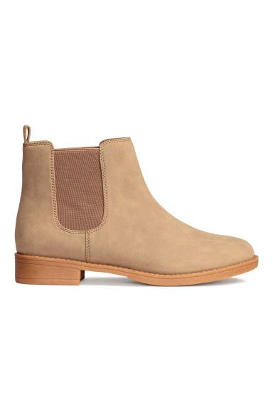 Chelseaboots - Beige -  | H&M BE