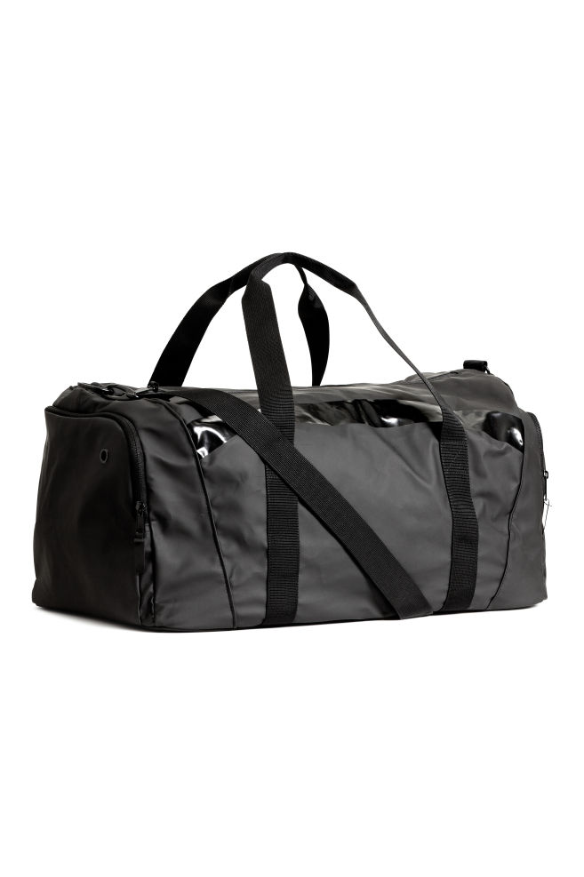 a9cd0806929e03 ... Sports holdall - Black - Men | H&M ...