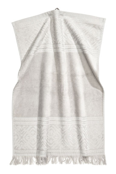 Hand towel - Light grey - Home All | H&M GB