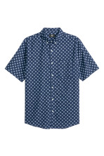 Navy blue/Spotted