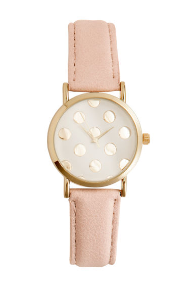Watch - Powder/Spotted - Ladies | H&M GB
