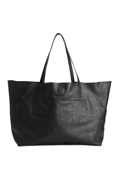 Shopper - Black -  | H&M GB