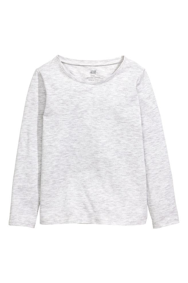 f0823152ff ... 2 db-os felső szett - Világoskék/pillangós - GYEREK | H&M ...