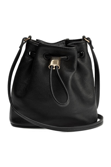 Small bucket bag - Black - Ladies | H&M GB