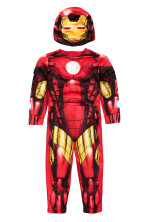Rood/Iron Man