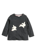 Dark grey/Rabbit