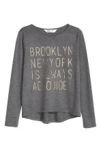 Dark grey/New York