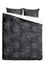 Anthracite grey/Stars