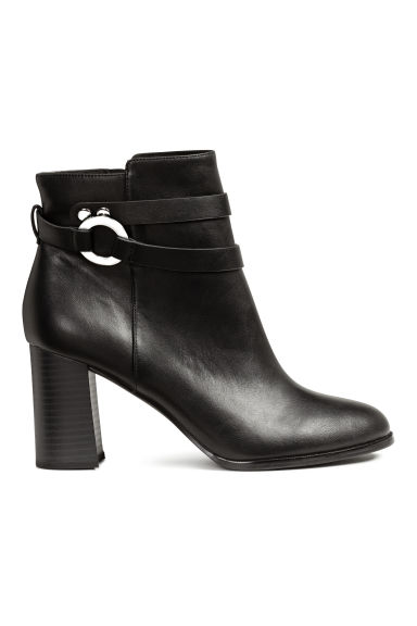 Ankle boots - Black - Ladies | H&M GB