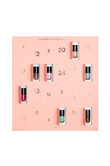 Nagellak adventskalender - Christmas Countdown -  | H&M BE