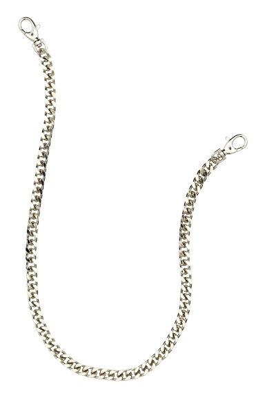 Wallet chain - Silver - Men | H&M IE