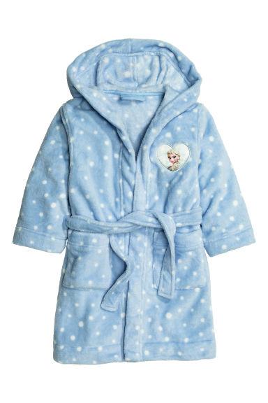 großhandel online großer Abverkauf verschiedene Stile Fleece-Bademantel
