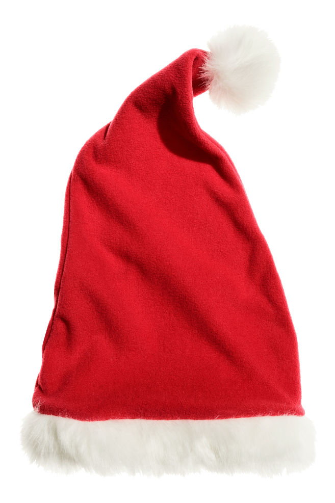 160e0afe587ca Santa hat - Red - Kids