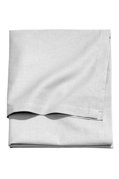 Cotton tablecloth - Light grey - Home All | H&M IE