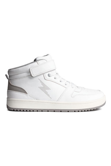 Hi-top trainers - White -  | H&M IE