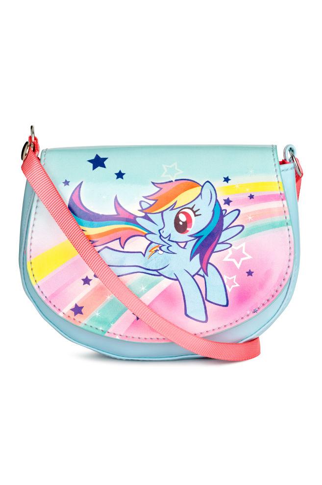 ceb442f160 Malá kabelka na plece - mätová My Little Pony - DETI