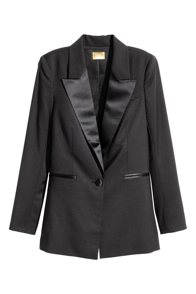 Chaqueta de esmoquin - Negro - | H&M ES 2