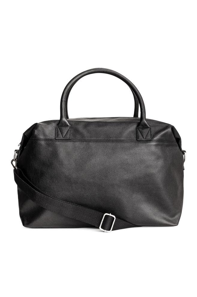 f4309e089275 Hétvégi táska - Fekete - FÉRFI   H&M ...