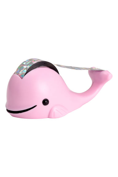 Tape dispenser - Pink/Whale - Ladies | H&M CA